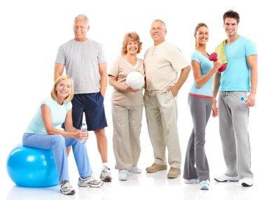 Gesundheit durch Aerobic