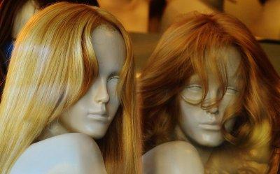 Künstliche Arten des Haares