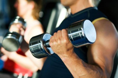 Steigerung der Maximalkraft durch Gewichtheben