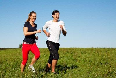 Joggen Sport